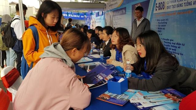 Thí sinh cân nhắc kỹ khi lựa chọn 7 ngành học mới của trường ĐH Kinh tế quốc dân - 1