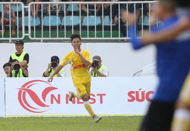 Hạ HA Gia Lai, Hà Nội lần thứ năm vô địch giải U19 quốc gia - 1