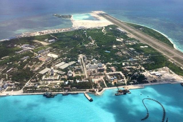 """Trung Quốc ngang nhiên lên kế hoạch phát triển """"thành phố Tam Sa"""" - 1"""