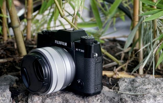 Trên tay Fujifilm X-T30, bản rút gọn của X-T3 giá 21,6 triệu đồng - 5