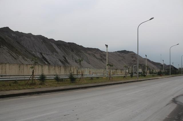 Công ty Formosa sử dụng xỉ thép để làm công trình không phép  - 1
