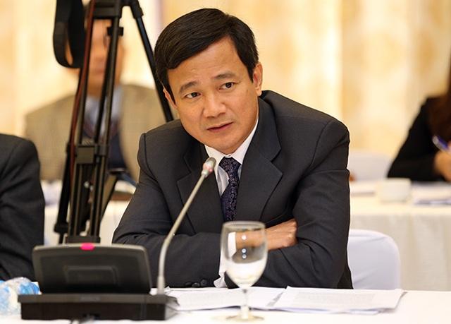 """GS.TS Lê Vinh Danh: """"Sẽ phá sản mục tiêu tự chủ đại học nếu Nghị định làm không tốt"""" - 2"""