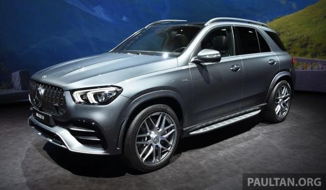 Tất cả xe Mercedes-AMG sẽ có phiên bản hybrid sạc điện - 2