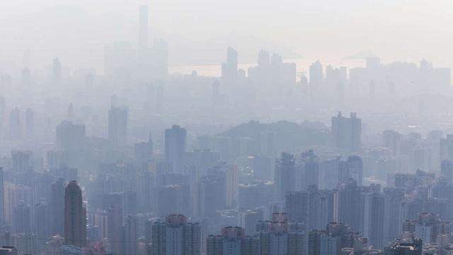Ô nhiễm không khí giết chết nhiều người hơn khói thuốc lá - 1