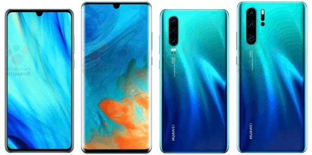 Lộ ảnh chính thức và cấu hình chi tiết bộ đôi smartphone cao cấp Huawei P30 - 1