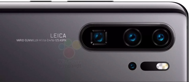 Lộ ảnh chính thức và cấu hình chi tiết bộ đôi smartphone cao cấp Huawei P30 - 2