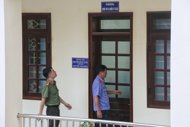 Sau vụ gian lận điểm thi, tất cả thí sinh Hòa Bình trúng tuyển trường công an đã nhập học - 1
