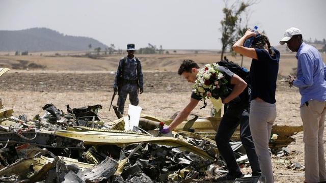 Lỗi cảm biến có thể hé lộ nguyên nhân vụ rơi máy bay Ethiopia - 2