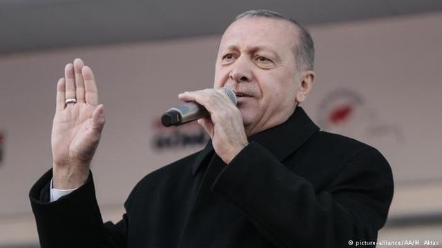 Tổng thống Thổ Nhĩ Kỳ bị chỉ trích vì phát video của tay súng tại New Zealand - 1