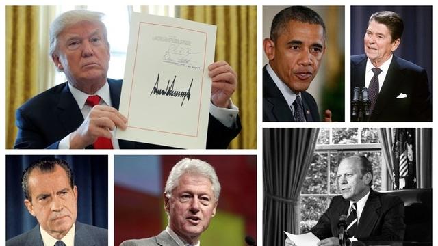 5 lần phủ quyết gây tranh cãi nhất của các đời tổng thống Mỹ - 1