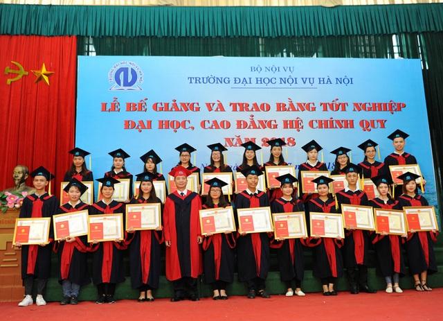 Thông tin tuyển sinh hệ chính quy Trường ĐH Nội vụ Hà Nội năm 2019 - 6