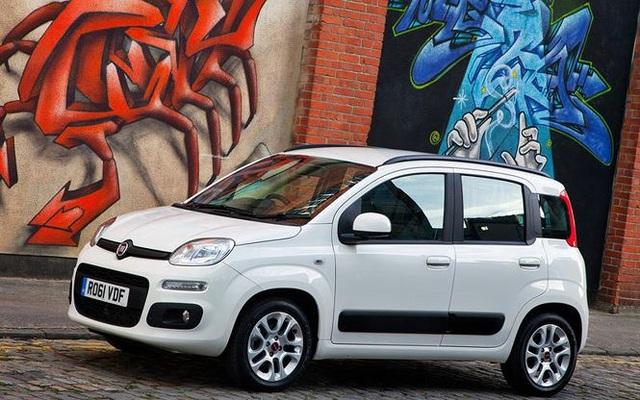 10 mẫu xe được ưa chuộng tại 10 thị trường ôtô lớn nhất thế giới - 10