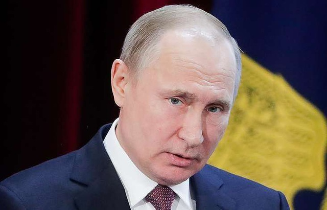 """Ông Putin lên tiếng sau đòn trừng phạt """"hội đồng"""" của phương Tây - 1"""