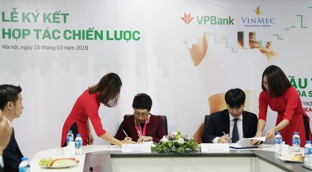 VPBank hợp tác Vinmec triển khai chương trình cấp tín dụng cho khách hàng cá nhân - 2