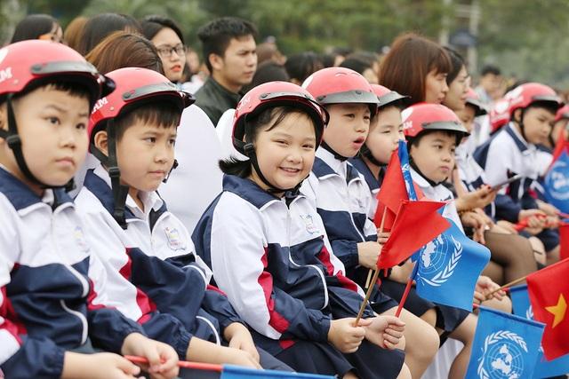 3500 sinh mạng – cuộc vận động vì ATGT lớn nhất thế giới đã đến Việt Nam 4.jpg