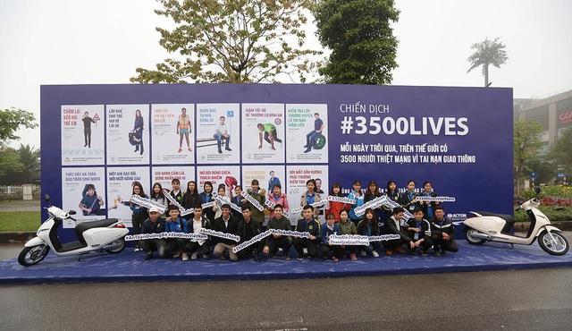 3500 sinh mạng – cuộc vận động vì ATGT lớn nhất thế giới đã đến Việt Nam 5.jpg