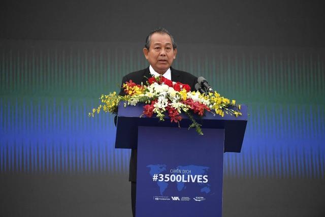 Phó Thủ tướng: Thiệt hại do TNGT tại Việt Nam cao hơn nhiều nước - 1
