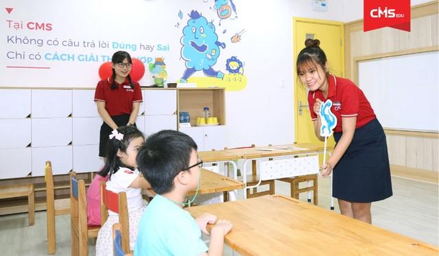 CMS EDU Việt Nam khai trương trung tâm thứ 8 tại Phạm Văn Đồng - 1