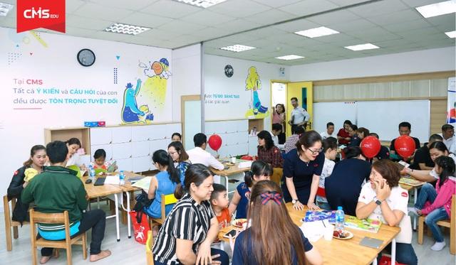 CMS EDU Việt Nam khai trương trung tâm thứ 8 tại Phạm Văn Đồng - 2