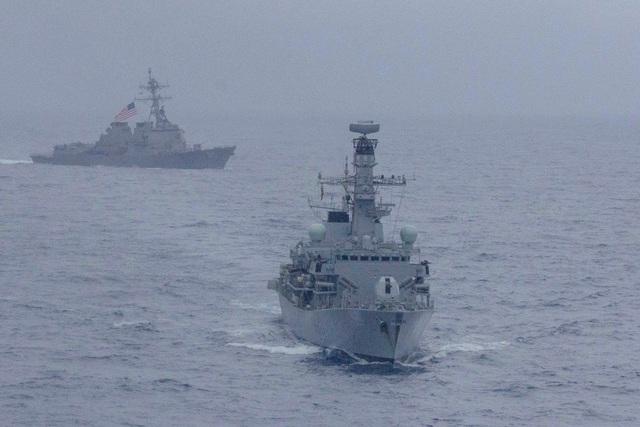 Không còn đứng ngoài cuộc, châu Âu quyết hành động đối phó Trung Quốc ở Biển Đông - 1