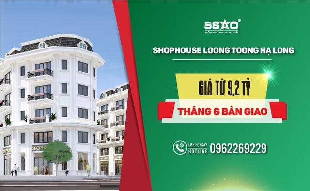 Shophouse Loong Toong ghi điểm nhờ tiến độ thi công vượt trội - 3