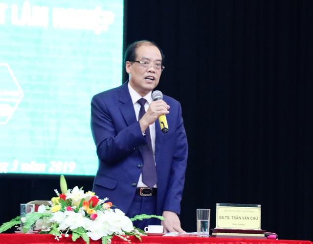 """""""Khát"""" nhân lực chất lượng cao ngành Lâm nghiệp - 5"""