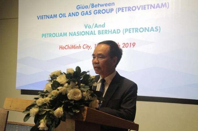Ký thỏa thuận khung mua bán khí giữa PVN và Petronas - 2