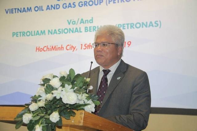 Ký thỏa thuận khung mua bán khí giữa PVN và Petronas - 3