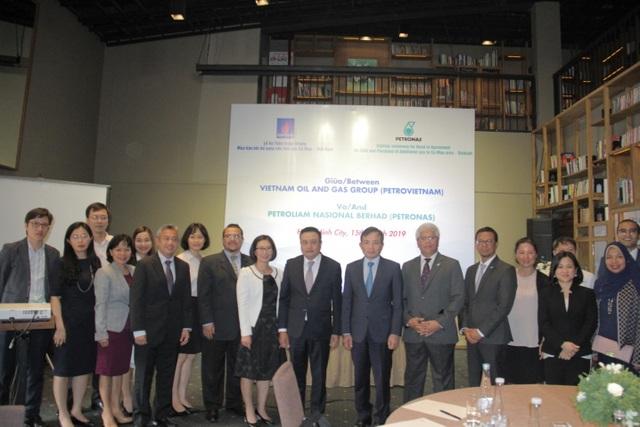 Ký thỏa thuận khung mua bán khí giữa PVN và Petronas - 4