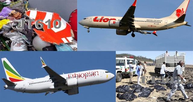 5 điểm tương đồng giữa hai thảm kịch rơi máy bay Boeing  - 1