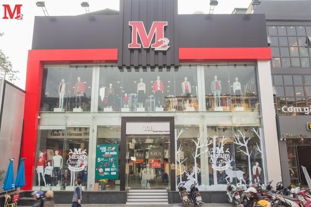 Siêu thị thời trang M2 sẵn sàng có mặt tại Hải Phòng - 2