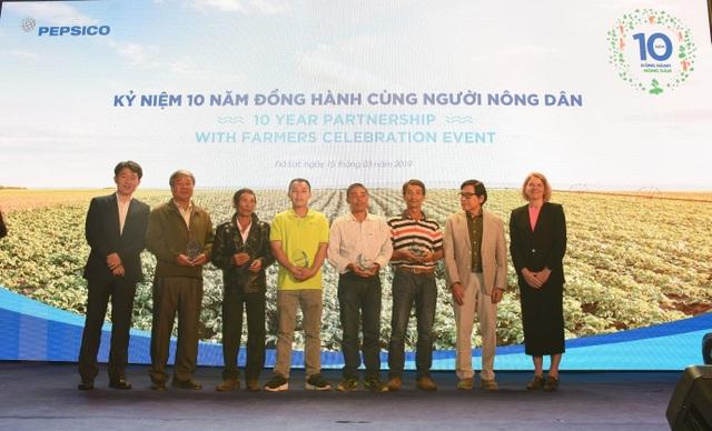 """PepsiCo tổ chức kỷ niệm 10 năm dự án """"Nông nghiệp bền vững"""" - 2"""