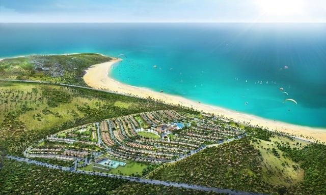 """Dẫn đầu cuộc đua """"săn tìm"""" biệt thự  biển đẹp ở Phan Thiết - 1"""