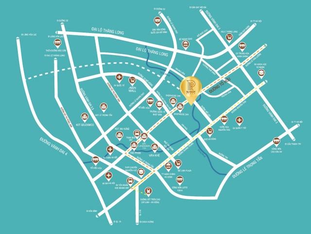 Roman Plaza tăng sức hút thị trường bất động sản phía Tây Hà Nội - 1