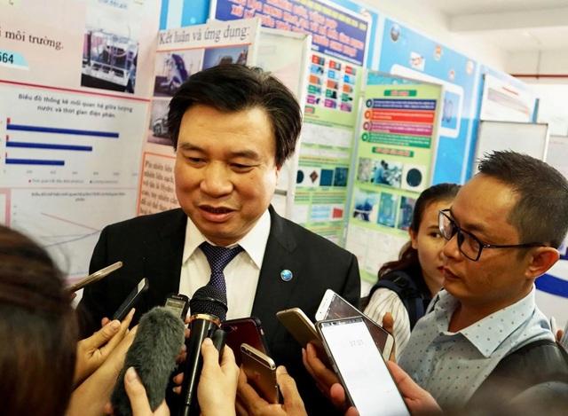 Bộ GD-ĐT sẽ thẩm định một số dự án đạt giải Khoa học kỹ thuật phía Bắc - 1