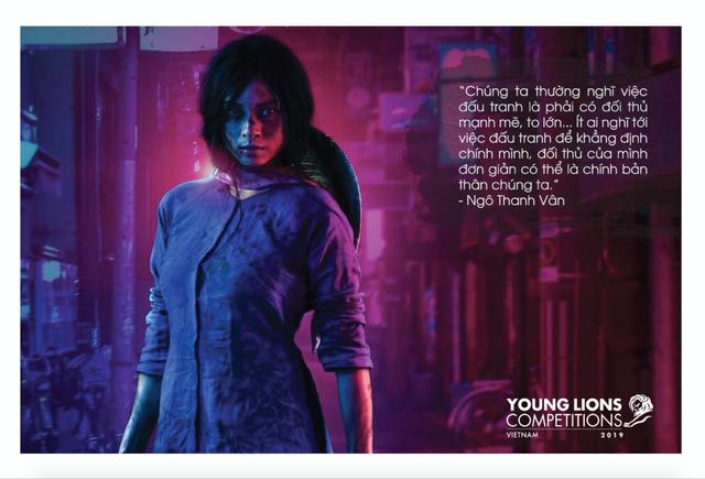 """Không đóng phim, Ngô Thanh Vân """"ngồi ghế nóng"""" cuộc thi sáng tạo đẳng cấp quốc tế - 1"""