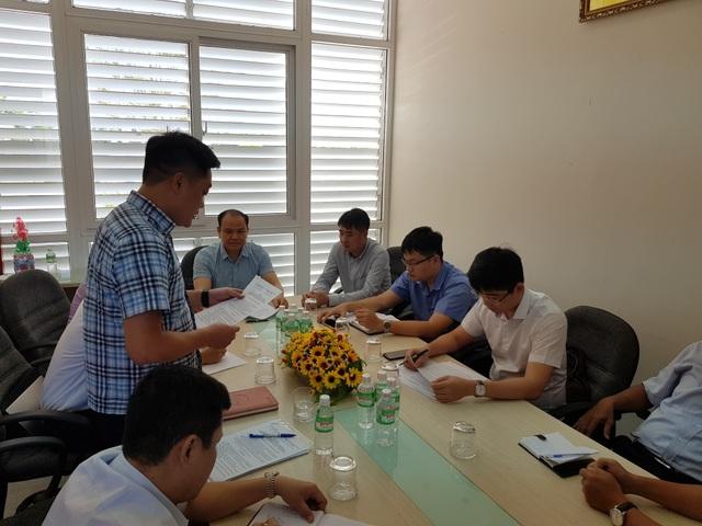 Cảnh sát, an ninh kinh tế cùng tham gia kiểm tra trạm BOT Ninh Lộc - 3