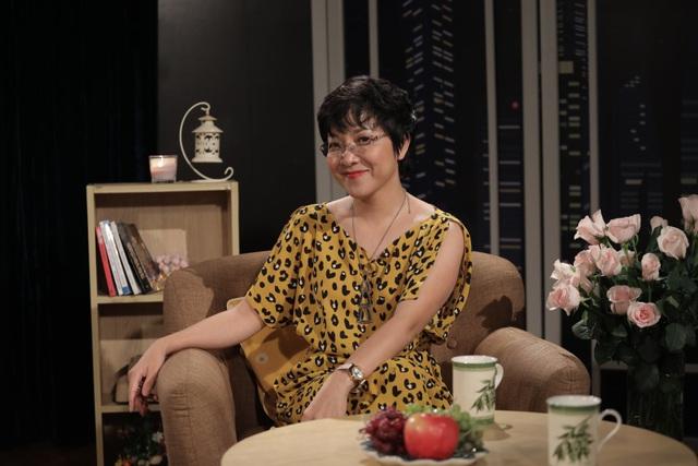 MC Thảo Vân lần đầu nói về lí do giữ mối quan hệ tốt với gia đình Công Lý sau khi li hôn - 3