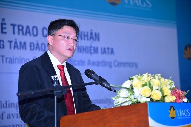 VIAGS Vinh dự trở thành trung tâm đào tạo ủy nhiệm IATA - 1