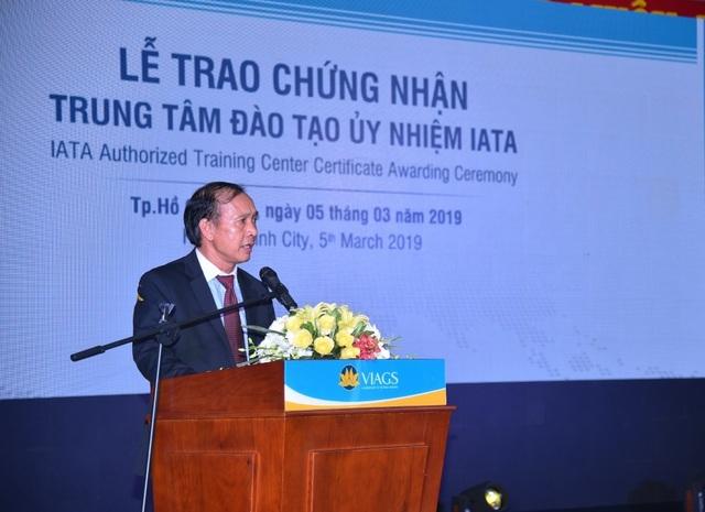 VIAGS Vinh dự trở thành trung tâm đào tạo ủy nhiệm IATA - 3