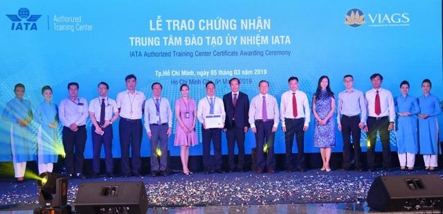 VIAGS Vinh dự trở thành trung tâm đào tạo ủy nhiệm IATA - 5
