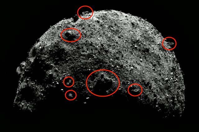 Dấu vết của người ngoài hành tinh được phát hiện trên tiểu hành tinh Bennu? - 1