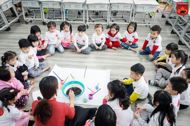 """Hào hứng trải nghiệm """"lớp học hạnh phúc"""" tại Trường Tiểu học Sunshine Maple Bear - 5"""