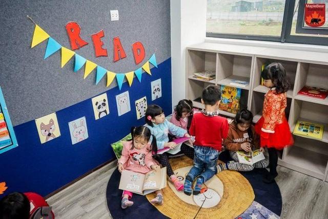 """Hào hứng trải nghiệm """"lớp học hạnh phúc"""" tại Trường Tiểu học Sunshine Maple Bear - 6"""