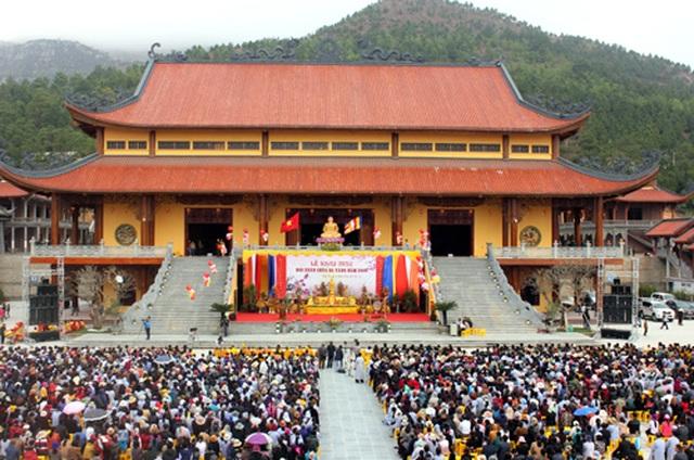 Hoạt động gọi vong báo oán tại chùa Ba Vàng đã được cảnh báo từ... 2 năm trước! - 2
