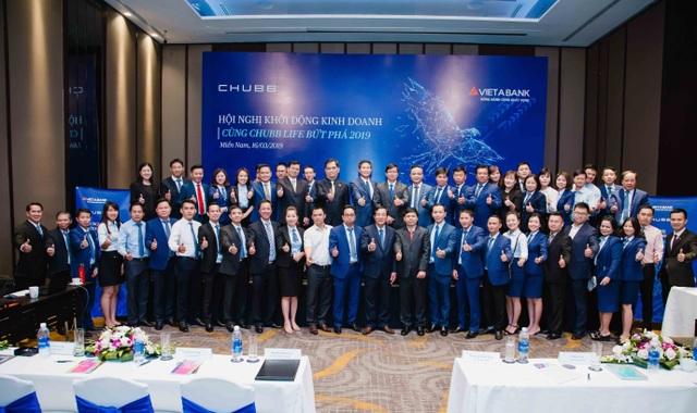 Chubb Life Việt Nam và VietABank tổ chức hội nghị kinh doanh năm 2019 - 1