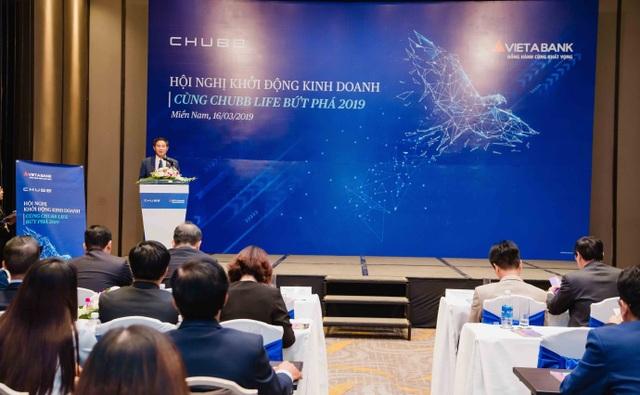 Chubb Life Việt Nam và VietABank tổ chức hội nghị kinh doanh năm 2019 - 2