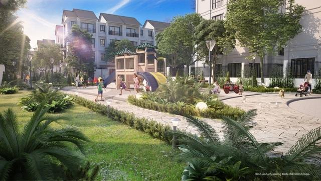 Đón đầu xu thế sống quận Hoàng Mai tại Dahlia Homes - 2