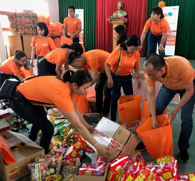 FWD hỗ trợ 300 gia đình khó khăn tại Tây Nguyên - 1