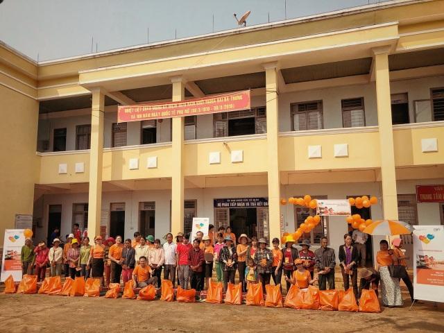 FWD hỗ trợ 300 gia đình khó khăn tại Tây Nguyên - 3